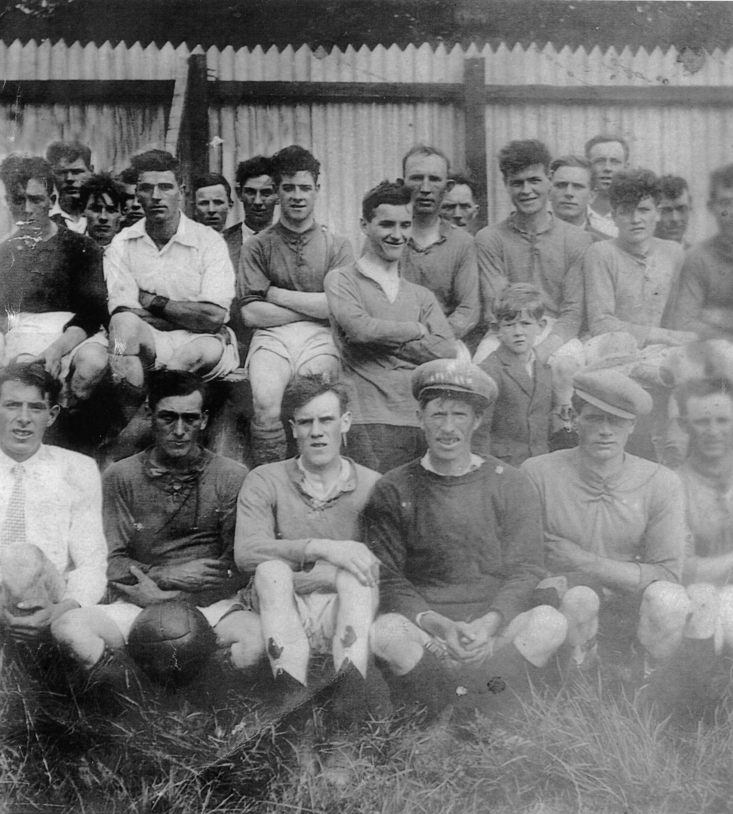 Ardkill Footbal Team June 1933